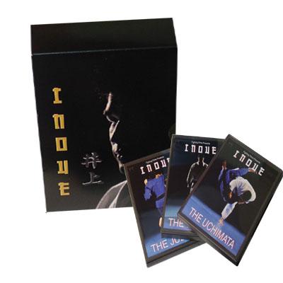 Kosei inoue judo dvd boxset the uchimata youtube.